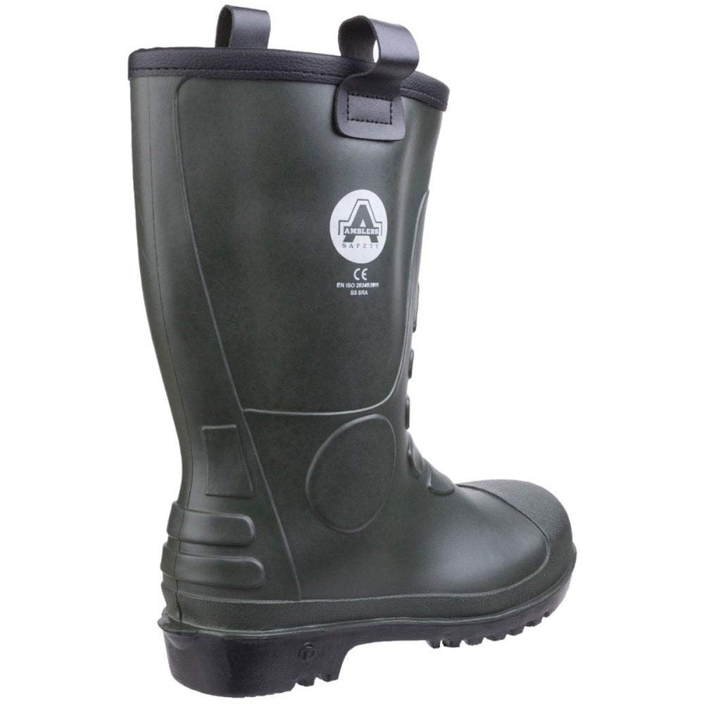 65e3cf18ae3 Amblers Safety Mens FS97 PVC Rigger Boot
