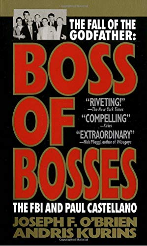 Boss Of Bosses by Joseph F. O'Brien and Andris Kurins