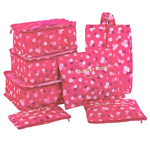 HiDay Set Waterproof Packing Cube product image