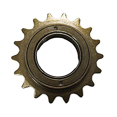 18-Tooth Freewheel Sprocket For Heavy Duty Axle Kit & Aluminum Wheels : Sports & Outdoors
