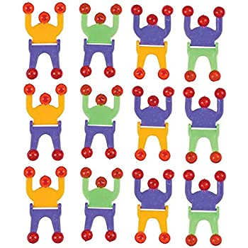 6X Window Crawler Sticky Men Wall Walker Toy Pinata Loot Party Bag Kid Fun Gift