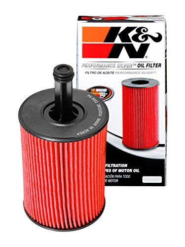 K&N PS-7031 Oil Filter (2009 Volkswagen Jetta Diesel)