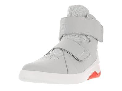 sports shoes 76b4d ef1c1 Nike Herren Marxman Basketballschuhe Beige Light Bone-Sail-Total Crimson,  38.5 EU
