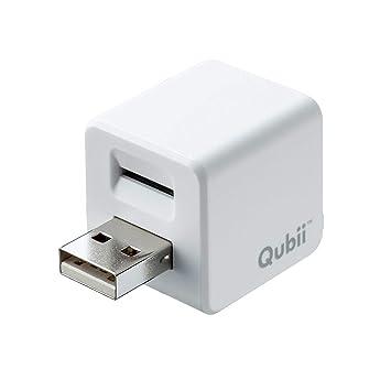 a6e92b4e28 サンワダイレクト iPhoneカードリーダー 充電時自動バックアップ microSD MFi認証品 専用アプリ 400