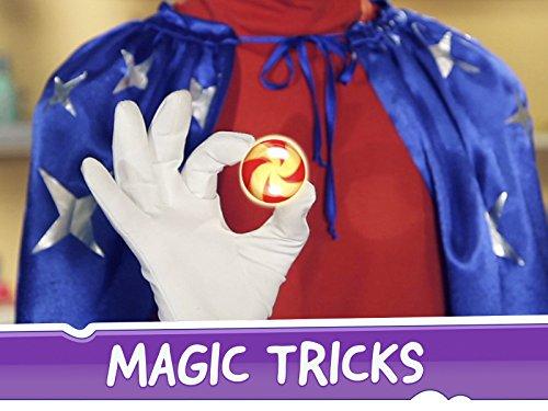 Magic Tricks - Bat Cut