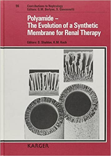 Polyamide - The Evolution Of A Synthetic Membrane For Renal Therapy por Stanley Shaldon epub