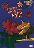 Are You Ready for Fall?, Sheila Anderson, 076135672X