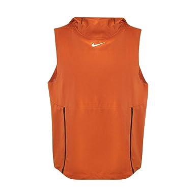 Amazon com: Nike Men's Alpha Fly Rush Hooded Training Vest: Clothing