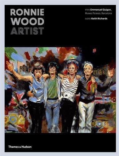 - Ronnie Wood: Artist