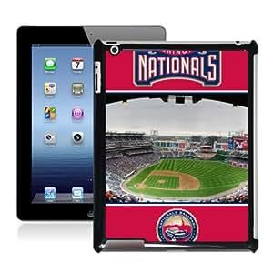 MLB Washington Nationals Ipad 2,3,4 Case For MLB Fans By zeroCase