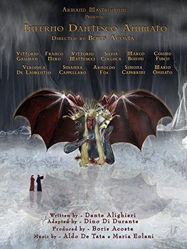 Inferno Dantesco Animato - Nero Inferno