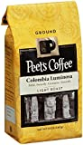 Peet's Coffee Colombia Luminosa Ground, 12 Ounce