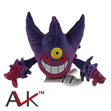 Amazon.com: Pokémon X y Mega Gengar (Mega gangar) 17 cm o 7 ...