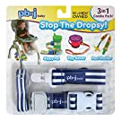 Stop the Dropsy 3-in-1 Combo Pack (Blue & White Stripes)