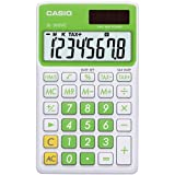 Casio Sl300VCGNSIH Solar Wallet Calculator with 8