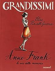 Anne Frank, la voce della memoria