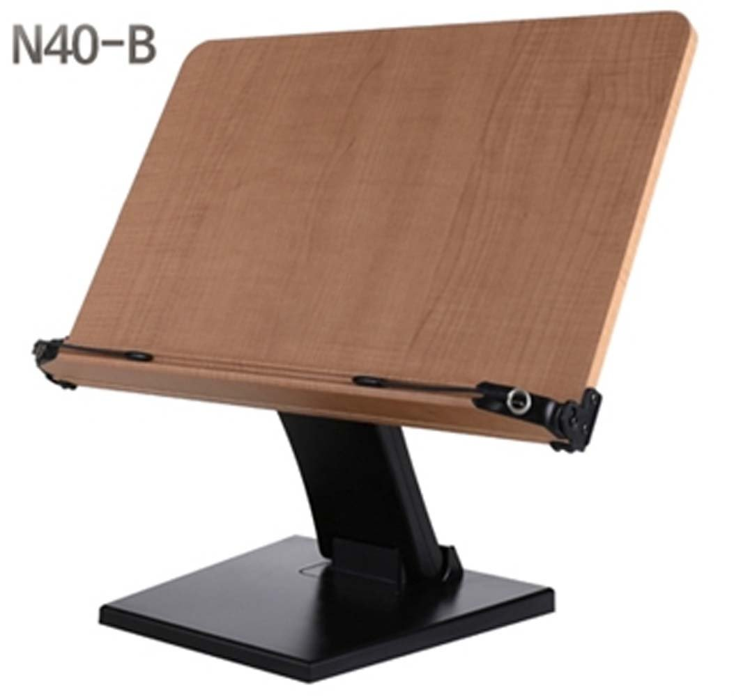 Eye level Reading desk Height adjustable Book stand Versatile cradle support posture correction and Comfort (N40-B) by Eye Level