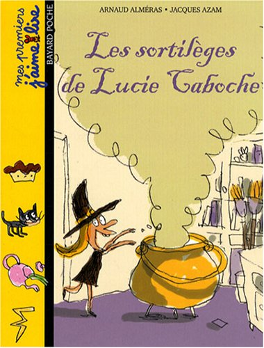 Les sortileges de Lucie Caboche