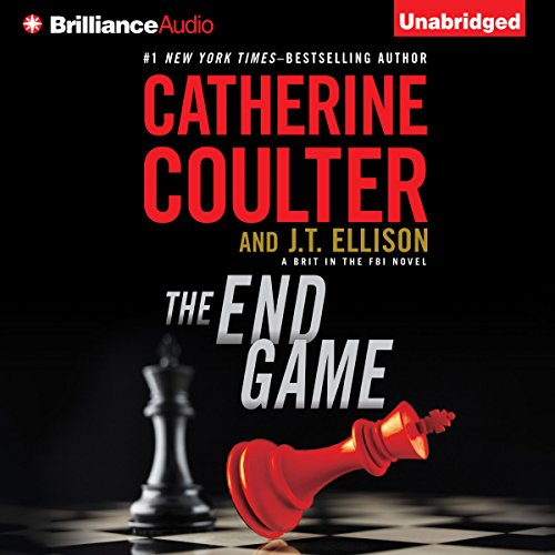 The End Game: A Brit in the FBI, Book 3
