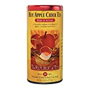 A naturally-caffeine free blend of apples, cinnamon cloves and ginger. Reminiscent of apple cider, with the luscious aroma of cinnamon and cloves, make this cup the perfect accompaniment to the colors of the harvest season. Use 1 tea bag per 6 ounces...