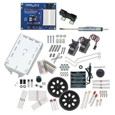 Robotics Shield Kit (for Arduino)