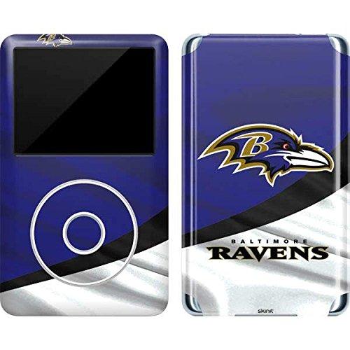 Baltimore Ravens Ipod Skin (Skinit Protective Skin for iPod Classic 6G (NFL Baltimore Ravens Logo))
