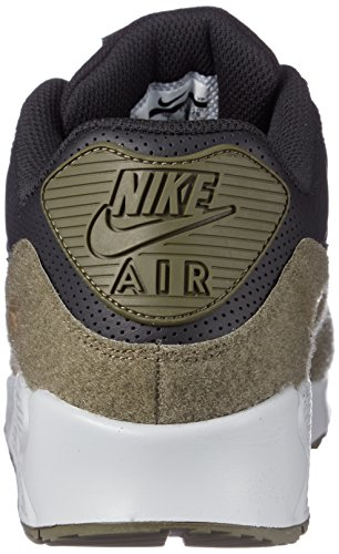 Black HAL Air Shoe Men Black 90 Nike Medium Olive Max Running f86aInqw