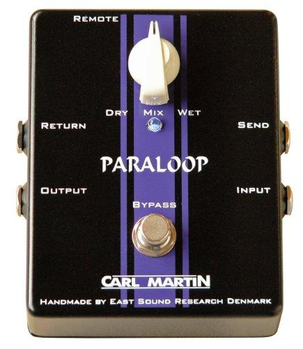 Carl Martin Paraloop Single Parallel Loop Box with Mix Control