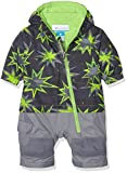 Columbia Infants' Little Dude Suit 0-3 Months Green Print