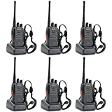 BaoFeng BF-888S Two Way Radio (Pack of 6)