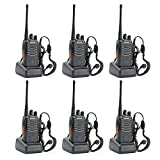 BaoFeng BF-888S Two Way Radio (Pack of 6) - customize...