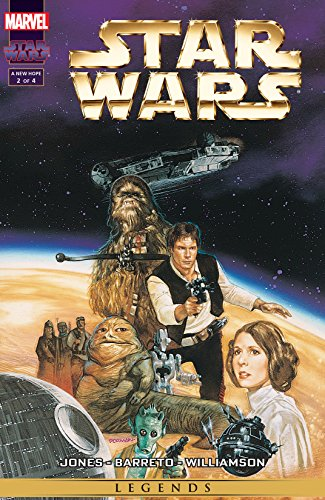 Star Wars: A New Hope - Special Edition (1997) #2 (of 4) (Star Wars A New Hope Special Edition Comic)