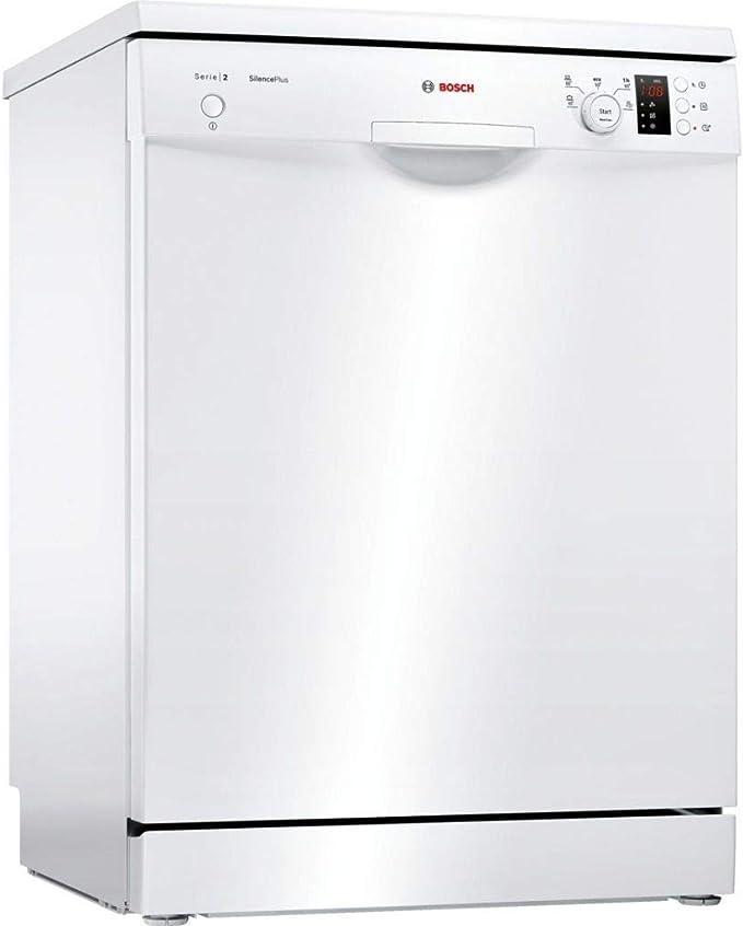 Bosch Serie 2 SMS25AW05E lavavajillas Independiente 12 cubiertos A++