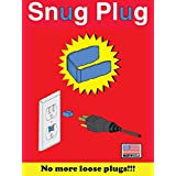 Snug Plug Loose Wall Outlet Electric Safety Quick Fix 8 pack