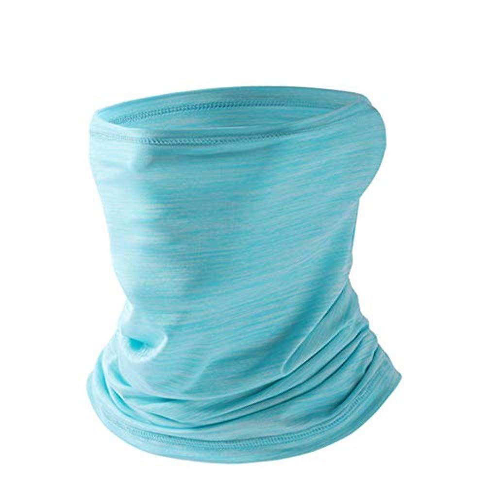 Ligart Neck Gaiter Warmer Sun Dust UV Protection Face Mask, Headwear, Bandana, Neck Gaiter, Head Wrap, Headband, Tactical Balaclava Breathable Elastic,Moisture Wicking