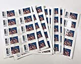40 Forever Stamps- 4 Books of 10 Forever U.S. Flag Stamps