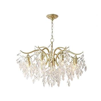 Ama Ellie Chandelier - Luxury Fashion Lounge Dormitorio Restaurante Cafetería Tienda de Ropa Iluminación Sombra.