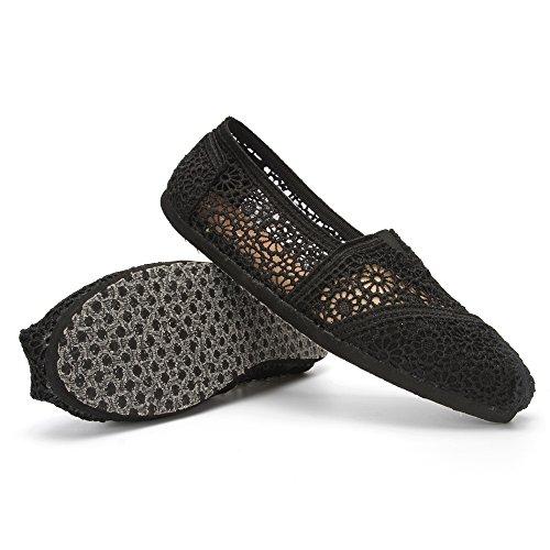 G4U-GRB Womens Rain Boots Rubber Colors Mid Calf Buckle Fashion Garden Snow Shoes Dots Black Navy