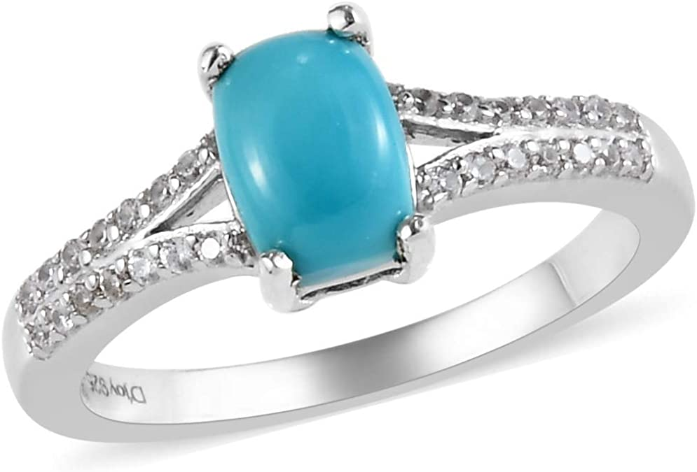 Amazon.com: Shop LC Platinum Plated 925 Sterling Silver