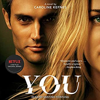 Amazoncom You Audible Audio Edition Caroline Kepnes Santino