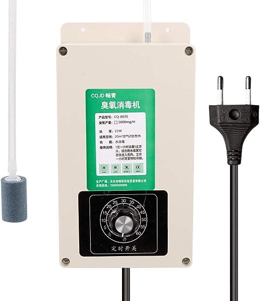WWK 2000mg / H Generador de ozono, Agua purificador de Aire ...