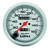 Auto Meter 4493 Ultra-Lite In-Dash Mechanical Speedometer