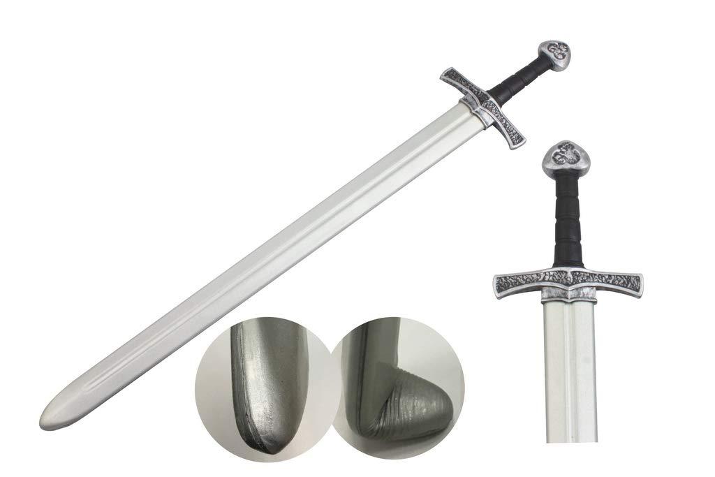 SparkFoam Real LARP Series Medieval Sword (38 1/4'' One Hand Knight) by SparkFoam