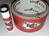 25 Kansas City Chiefs NFL Chap Stick Lip Balm twenty five pack pieces BULK