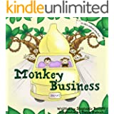 Monkey Business (Children's Picture Book) (Alfie's Sandwich Series)
