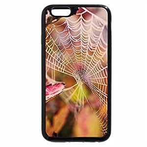 iPhone 6S / iPhone 6 Case (Black) Web