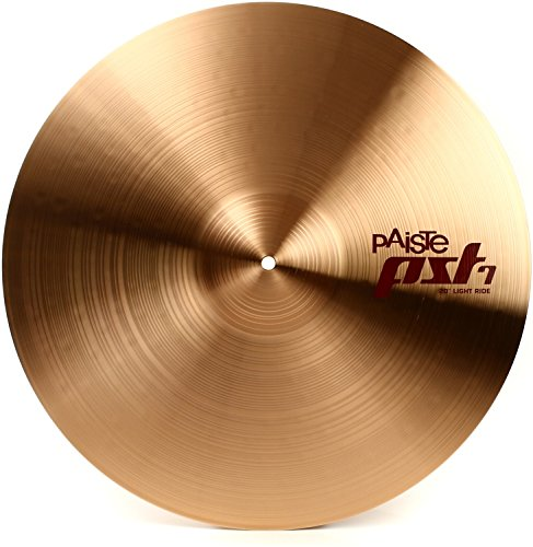 Paiste 20 Inches PST 7 Light Ride Cymbal by Paiste