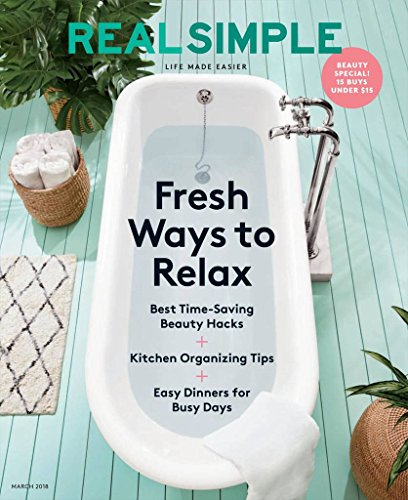 Large Product Image of REAL SIMPLE Magazine