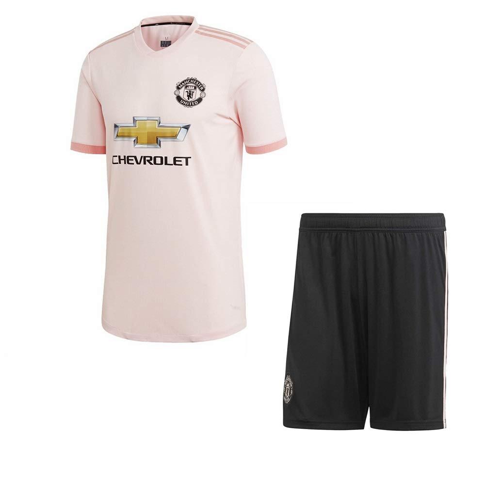 Traje de f/útbol del Equipo del Club Personalizar 2019 F/útbol F/útbol Jersey y Shorts y Calcetines Kits de f/útbol Personalizados para ni/ños Chicos j/óvenes Adultos Local y lejos