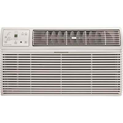 Frigidaire FRA12EHT2 12,000 BTU Through-the-Wall Air Conditioner with 10,600 BTU Heat and 3 Fan Speed,